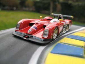 La Panoz LMP-1 roadster S