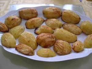 Pommes de terre rôties