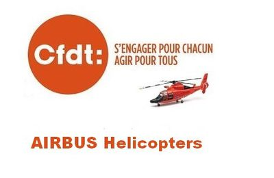 CFDT Airbus Helicopters : Réorganisations et avis CHSCT et CCE
