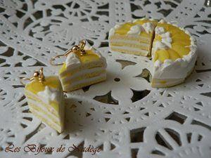 Miniatures de gâteaux