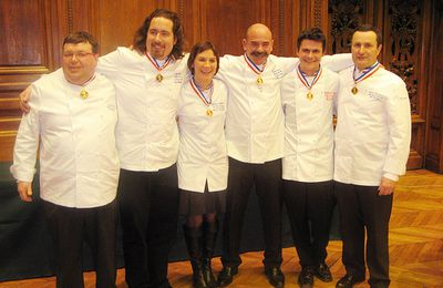 MOF 2007, Classe Fromagerie