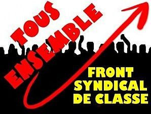 Naissance de l'association Front Syndical de Classe