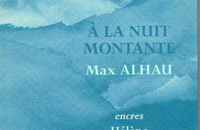 Poèmes de Max Alhau