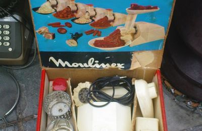 Antique Moulinex