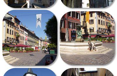 Chambery city guide #3: Balade en centre-ville