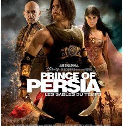 Prince of Persia : Les sables du temps [9/10]