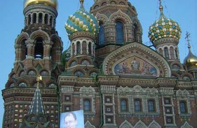 Church of the Savior on Spilled Blood - Храм Спаса на Крови