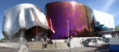 Experience music project de Seattle
