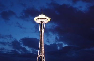 Le Space Needle