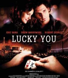 "Ce canaillou de ""Lucky You"""