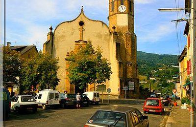 Eglise fortifiée de MASSAT