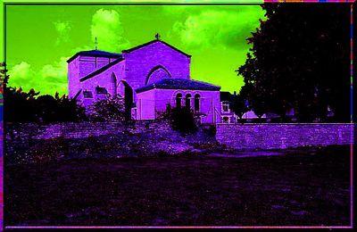 Eglise fortifiée de XANTON CHASSENON