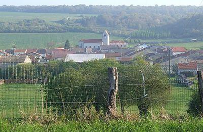 Eglise fortifiée d'AULNOIS sous VERTUZEY