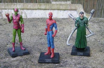 Figurines Marvel tome 1