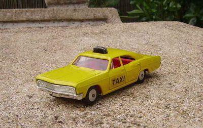 CHEVROLET TAXI CAR ref 8116