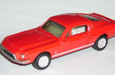 Ford Mustang Shelby GT-500 1968