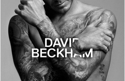 David Beckham lance sa collection underwear !