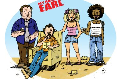 My name is Earl...