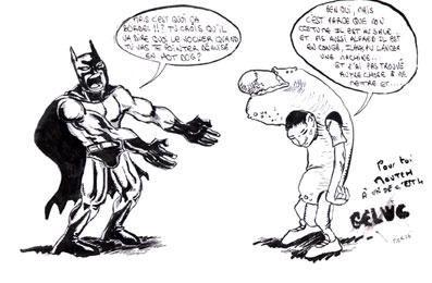 Batman & Robin... by GelWC