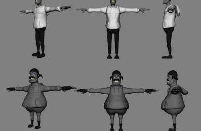 Mohamed Ali et la 3D, bis...