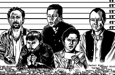 Usual Suspects... illus finale & gros plans