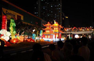Mid-autumn Festival a singapour