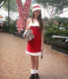 Deja Noel a Singapour?