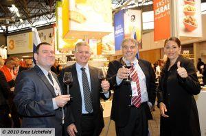 Israël remporte cinq prix au SIAL à Paris