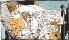 En prévision de la fête des mères