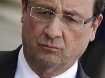 François Hollande, le fantôme de l'Elysée