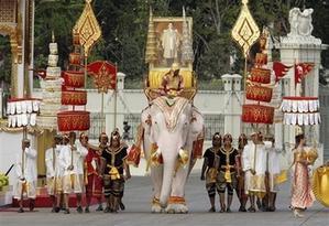 Thaïlande : Bon anniversaire Bhumibol !