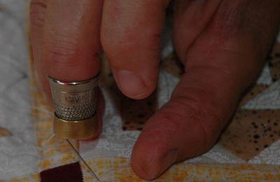Matelassage dans la couture.. pour carodechocolat et autres débutantes