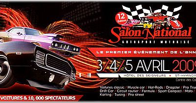 Salon National Auto sport St-Hyacinthe