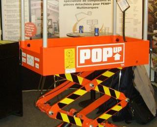 POP-UP par IPS
