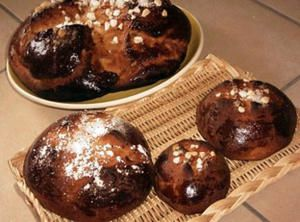 Cherchell - La recette de la Mouna à Djamel