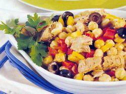 Salade facile, express