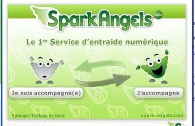 Spark Angels : De l'assistance technique facile par/pour vos amis
