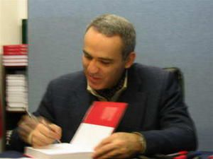 Biographie de Garry KASPAROV