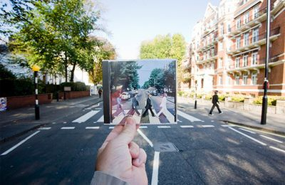 ABBEY ROAD RAGE