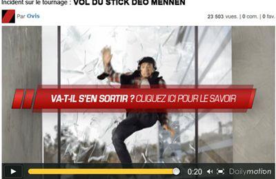 VOL DU STICK DEO MENNEN