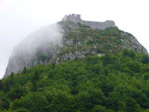 Les Cathares, Montségur, ou la fin d'une religion.