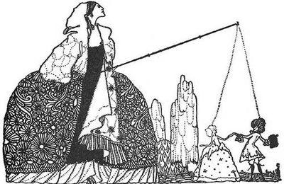 La reine des neiges de Andersen (suite)