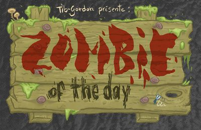 Zombie of the day