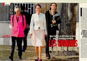 Les gourous de Ségolène Royal - version intégrale - (VSD, 24-30/01/2007)