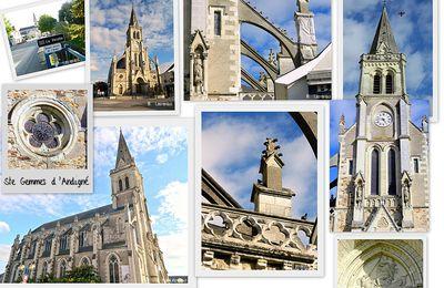Sainte-Gemmes-d'Andigné : L'église du village menacée de destruction