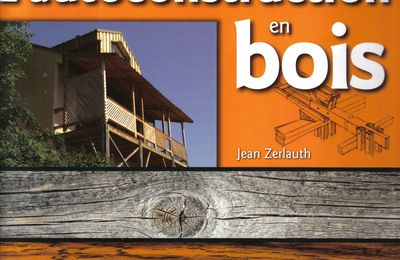 Autoconstruction en bois , en 80 pages