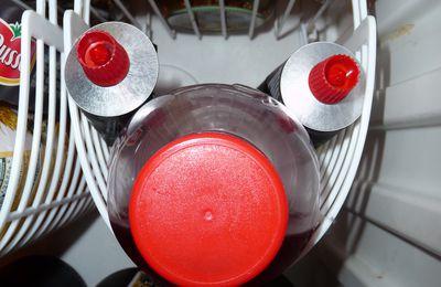 Un robot dans le frigo