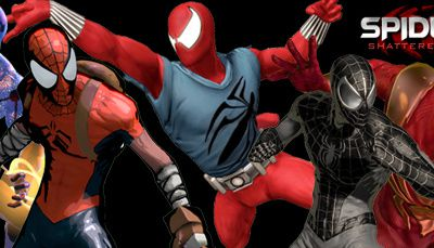 Spider-Man Shattered Dimensions : Costumes Alternatifs