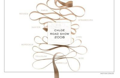 Avis aux Chloé parfums addicts...