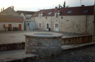 La ferme des arts à Vert Saint Denis
